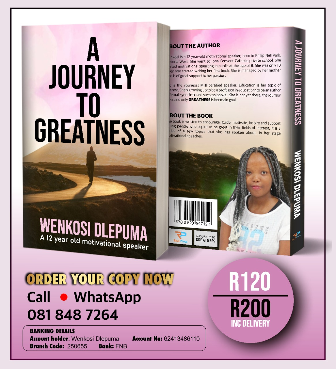 A Journey to Greatness